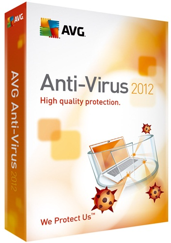 AVG Anti-Virus Pro 2012 12.0.1831 Final